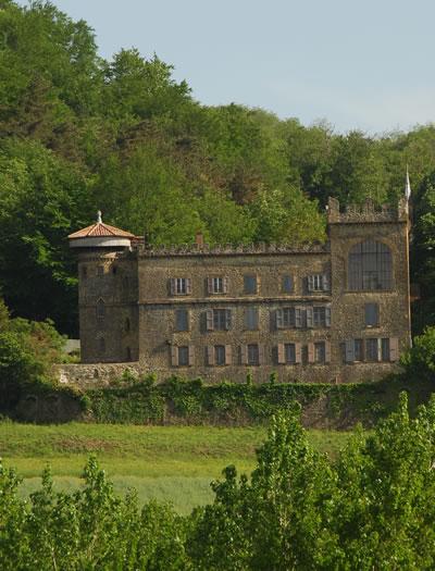 Château du Richoud à Assieu