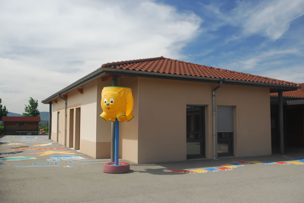 Ecole maternelle d'Assieu