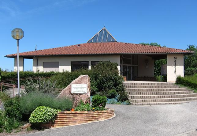 Mairie d'Assieu